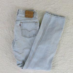 "Vintage Levi's 501s USA Made Men's Size 28"""